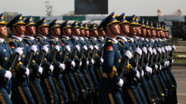 Learn from Doklam stand-off: PLA tells Indiaa