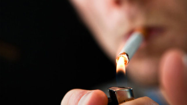 Smoking rates in Britain now at lowest ever level