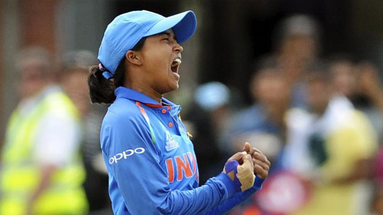 Started as pacer with plastic ball, says spinner Ekta Bisht