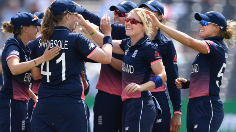 ICC Women's World Cup: England survives South Africa scare to reach finals