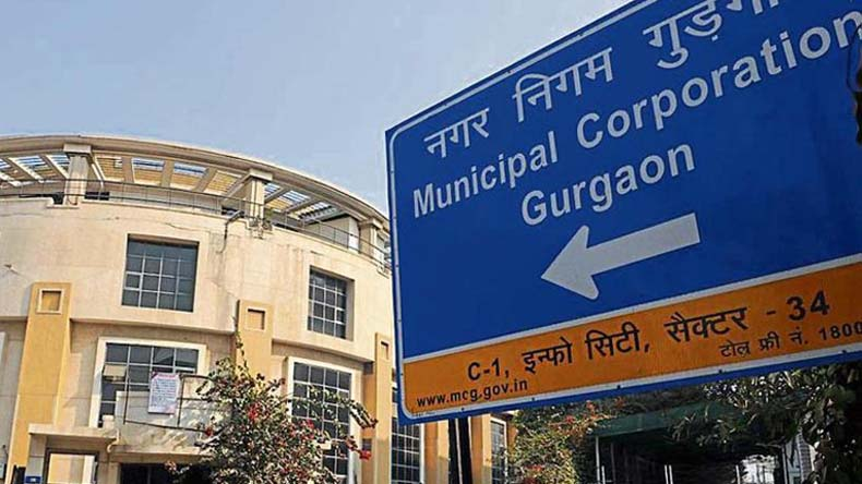 Free-parking boards put up in Gurugram