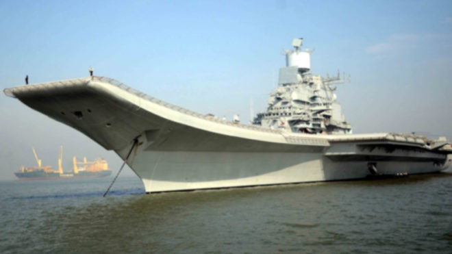 India to deploy INS Vikramaditya, anti-submarine corvettes in Malabar exercise