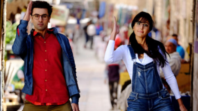 'Jagga Jasoos' starring Ranbir Kapoor and Katrina Kaif mints over Rs 8 crore on Day 1