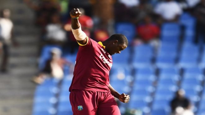 Jason Holder stars as West Indies beat India by 11 runs in 4th ODI