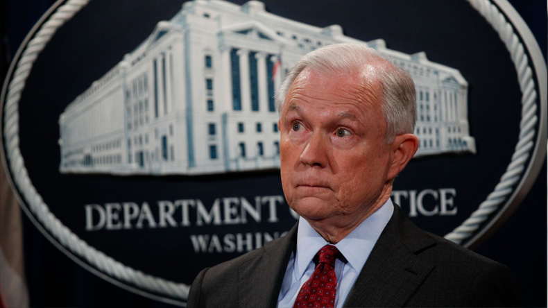 US President Trump's criticism kind of hurtful, says Jeff Sessions