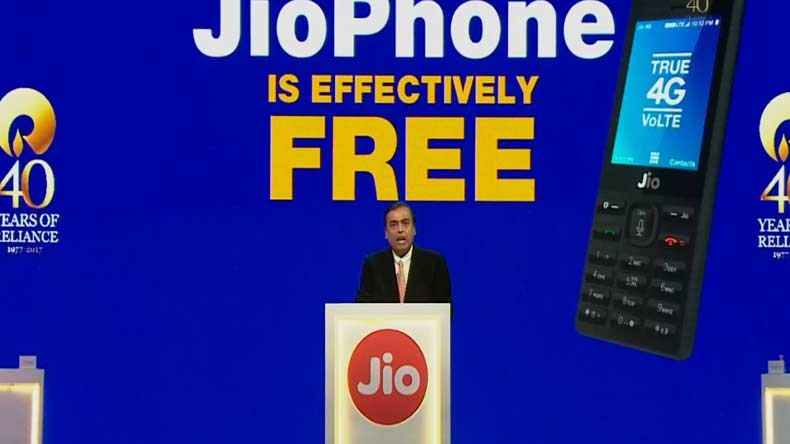 All you need to know about the 'smart budget' 4G Jio Phone