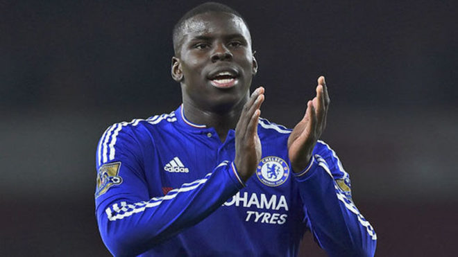 French defender Kurt Zouma joins Stoke City on loan