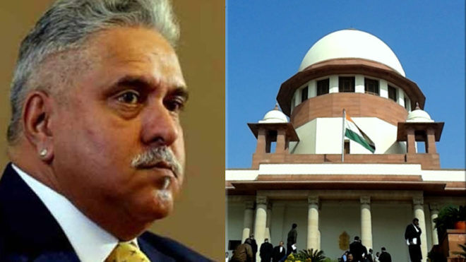 Supreme Court to pronounce quantum of sentence against VijayMallya today