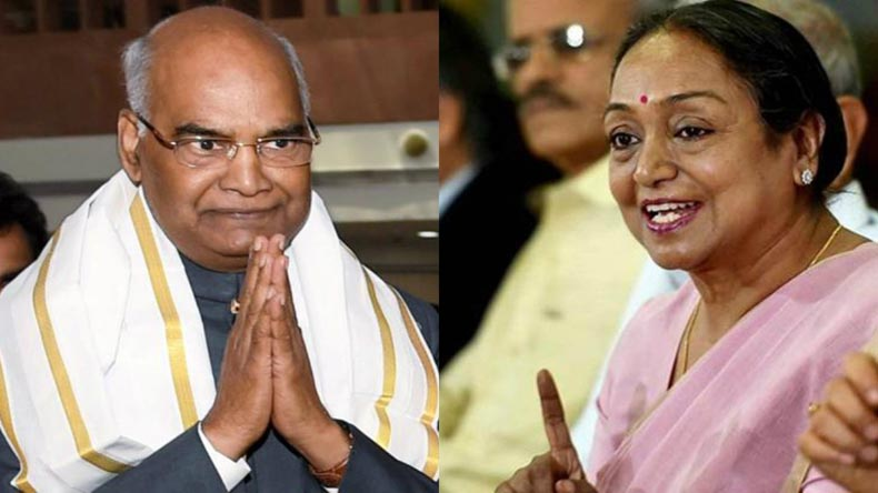 Trounced by Kovind, Meira Kumar benefitted from this BJP ruled state