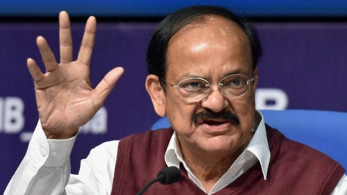 Not even an 'inch' of Kashmir, Venkaiah Naidu reminds war of 1971 to Pakistan