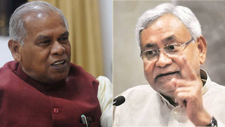 Nitish didn't sack Tejashwi Yadav to save his chair: Manjhi