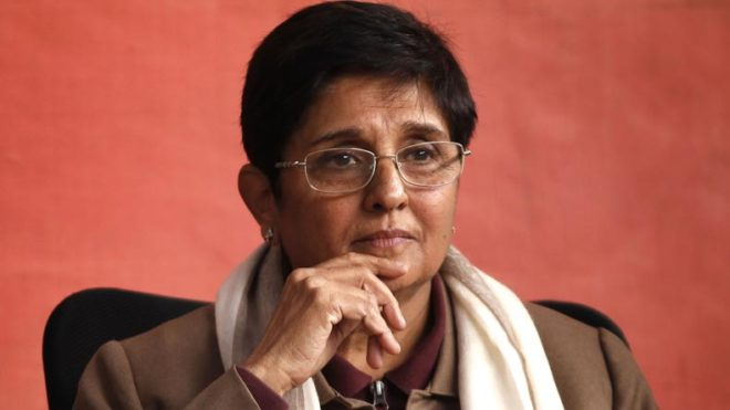 Kiran Bedi asks Puducherry CM to revisit rules on powers of LG