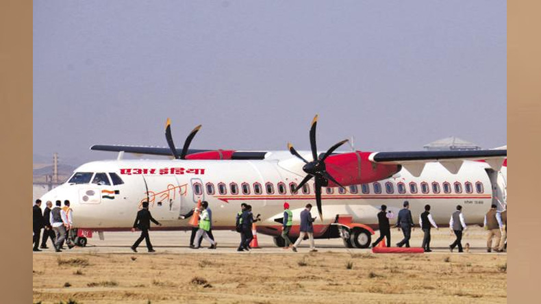 Morphine mixture recovered from food trolley on AI aircraft