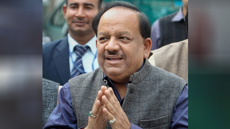 Environment Minister Harsh Vardhan urges use of bicycle once a week