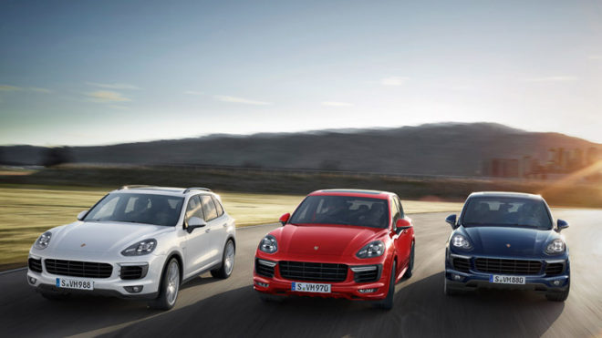 Germany orders recall of 22,000 Porsche Cayenne cars over illegal emissions