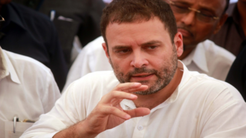 Rahul Gandhi lashes out at Centre on farmers' plight