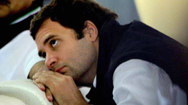 Maternal grandparents' returned Rahul Gandhi 'empty-handed' to India: BJP
