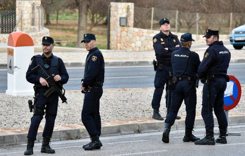Spanish police arrest 'IS propagandist'