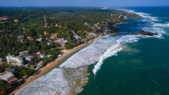 Sri Lanka named Asia's leading destination