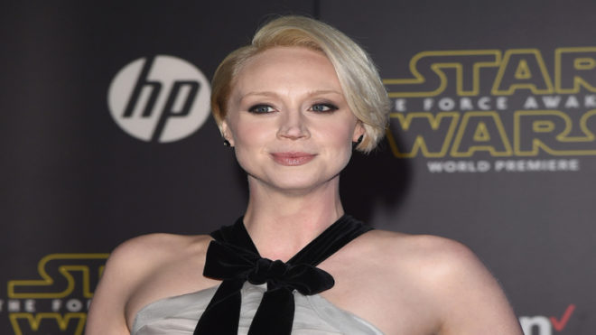 Gwendoline Christie feels special to be in new 'Star Wars' film