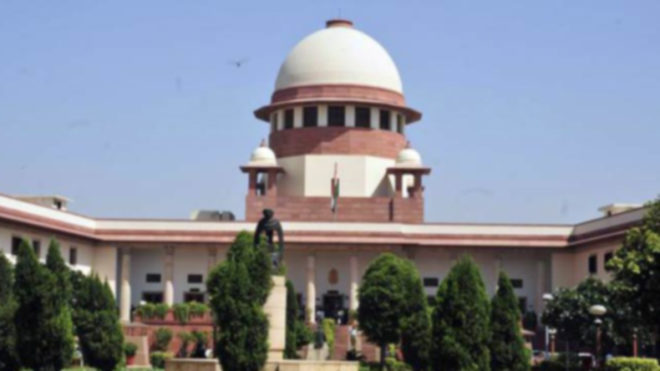 Supreme Court urges Darjeeling's people to maintain peace and order