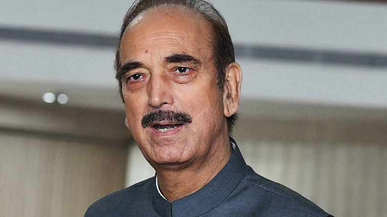 Ghulam Nabi Azad condemns attack on Amarnath pilgirms
