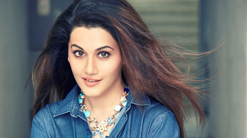 There's obsession for female's body everywhere: Taapsee Pannu