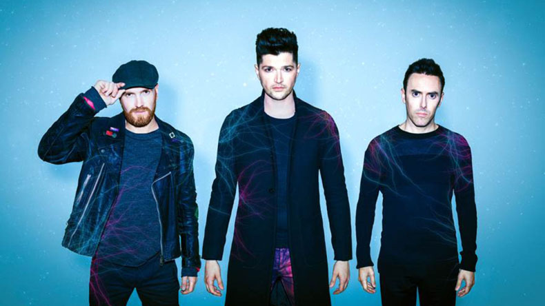 The Script make comeback after three years