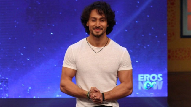 Every Sunday is my cheat day, says Tiger Shroff