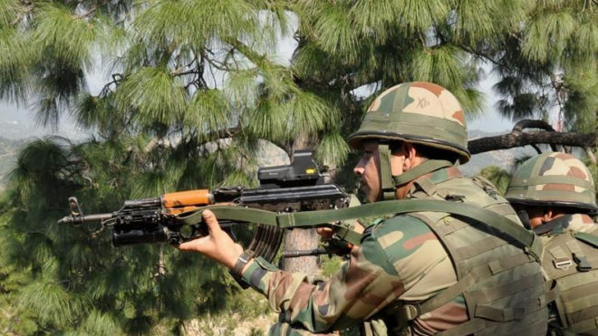 J&K: Indian Army foils infiltration bid in Gurez sector; 3 terrorists neutralised