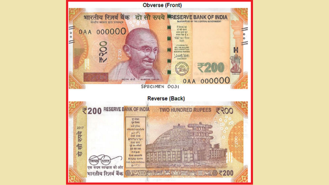 CHEAT SHEET: Releasing tomorrow, all you need to know about Rs 200 note