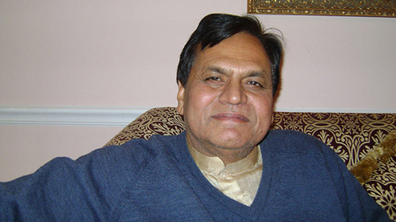 Ali Anwar Ansari suspended from JD(U)'s parliamentary party for attending Oppn meet
