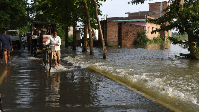 Bihar floods: Death toll rises to 153