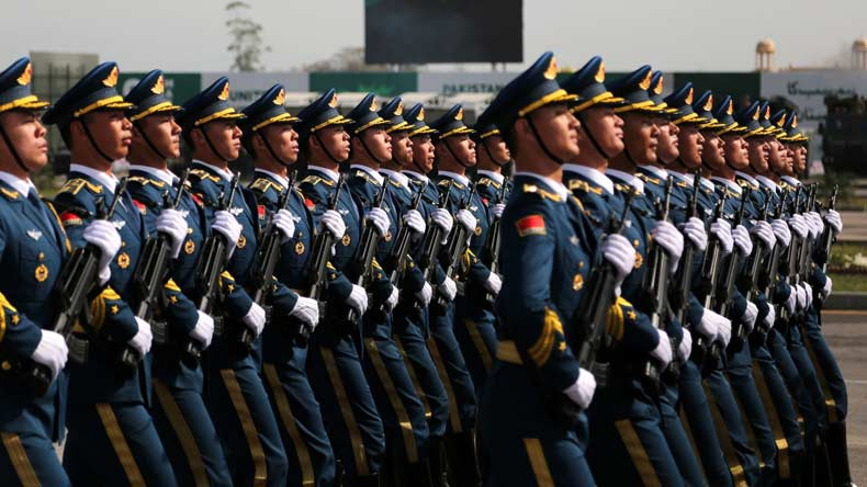 Don't underestimate capability of Chinese forces: China tells India