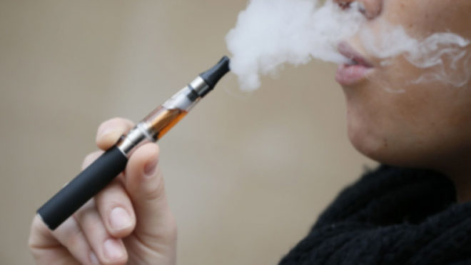 E-cigarettes may promote smoking among teenagers