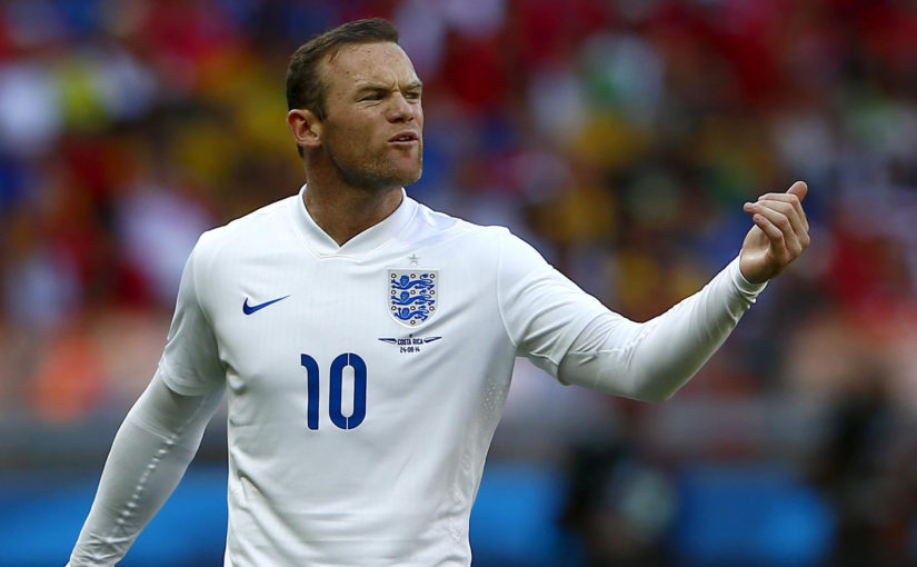 Wayne Rooney retires from England duty