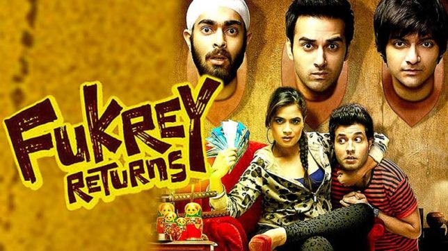 Fukrey's are back with a bang in this 'Fukrey Returns' teaser