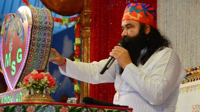 Dera chief not to be brought to Panchkula for sentencing: DGP