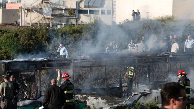 Gaza: 2 killed, 5 wounded in IS suicide bombing