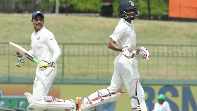 India vs SL, 2nd Test: Hosts off to shaky start after India posts mammoth total of 622/9