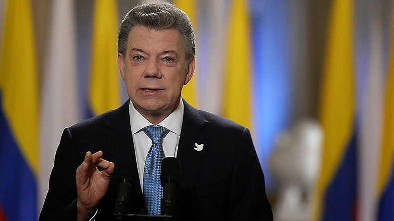 Colombian president subpoenaed to testify in corruption probe