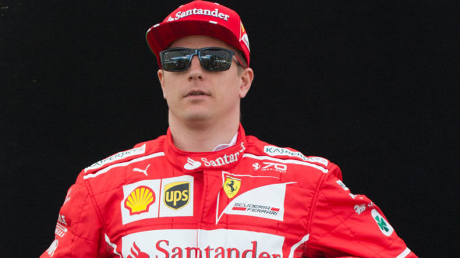 Former world champion Kimi Raikkonen to stay with Ferrari for another year