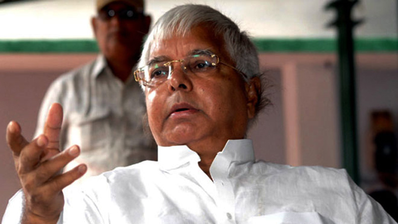 Lalu demands Sushil Modi's suspension, probe by CBI into Bhagalpur scam
