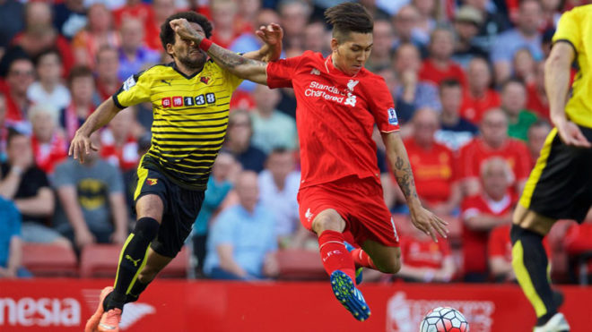 Coutinho-less Liverpool held 3-3 by Watford