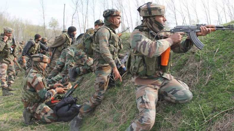 Indian Forces Kill 5 Militants Attempting to Cross Border in Kashmir Region