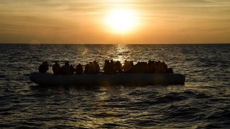 Traffickers push up to 180 migrants into sea off Yemen: UN
