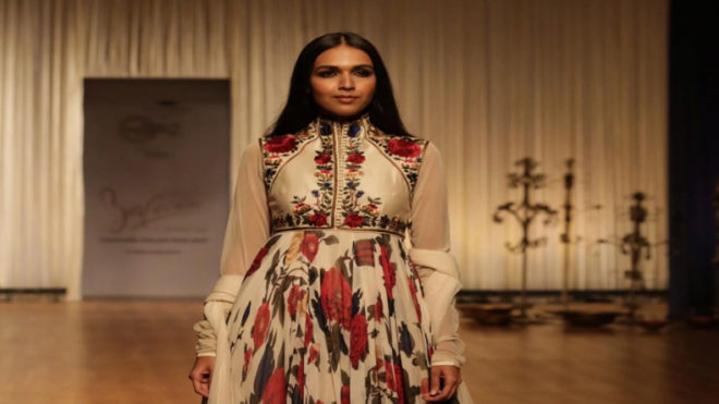 Rohit Bal comes up with his festive wear line at Indian Wedding Show