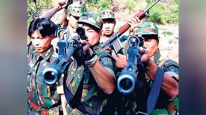 Tripura militants planning violence ahead of assembly polls: Police