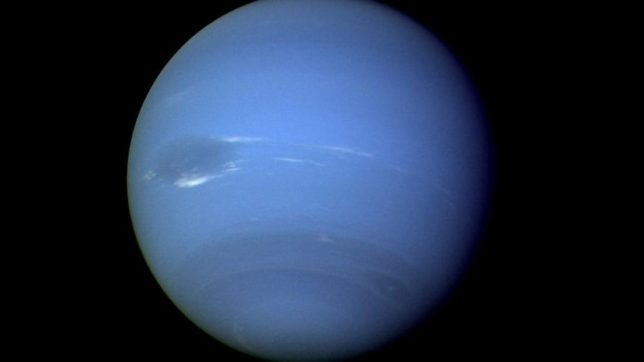What lies beneath Neptune's surface; finally revealed