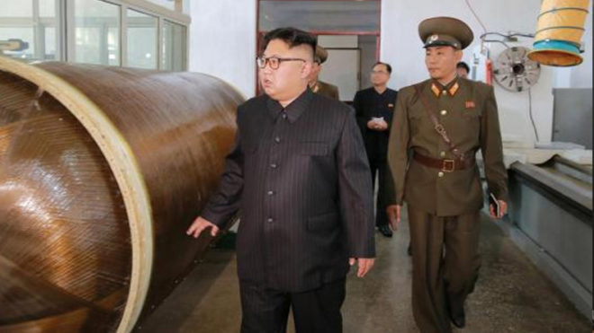 North Korea claims successful test of hydrogen bomb